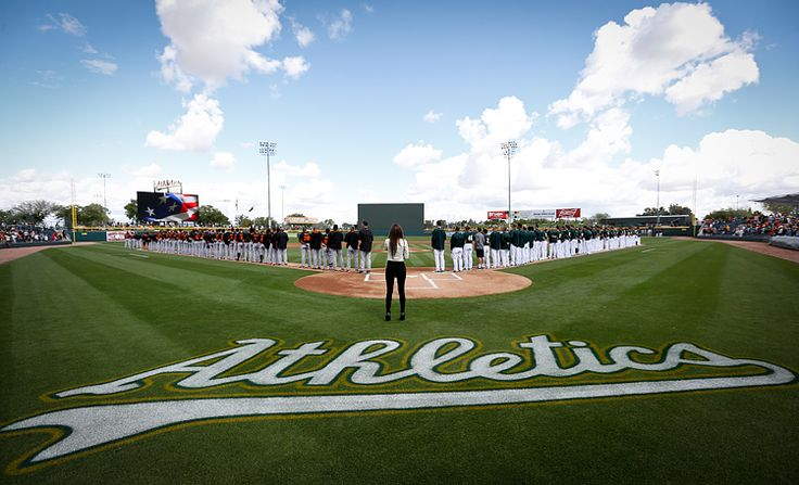 Counting down the days until #Athletics Spring Training 2016...