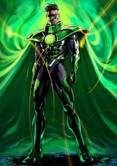 Resultado de imagem para parallax green lantern