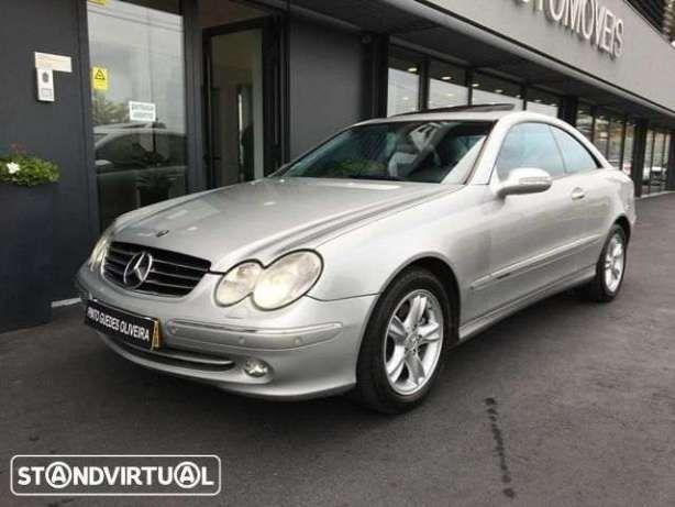 Mercedes-Benz CLK 270 CDi Avantgarde preços usados