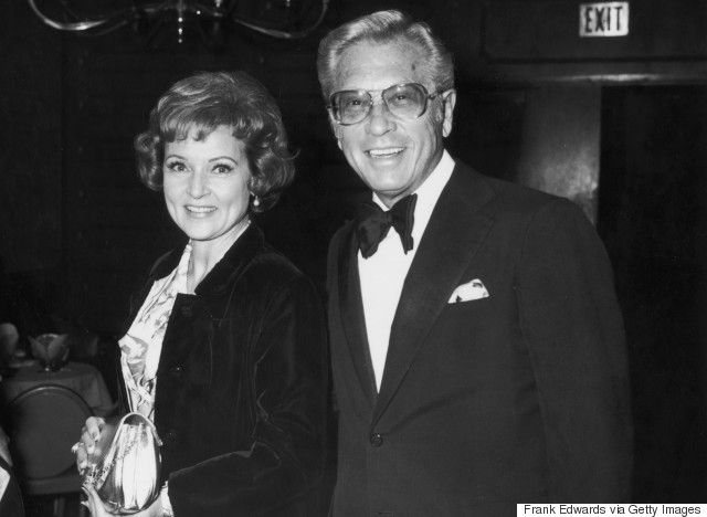 #LoveStory At 93 Betty White, here with her husband Allen Ludden, only has one sweet regret. (2015)