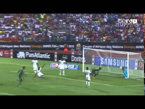 Ghana 1 - 2 Senegal [Africa Cup Of Nations] Highlights