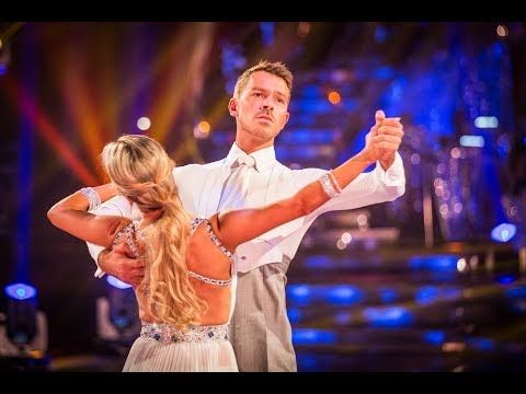 Ashley Taylor Dawson & Ola Viennese Waltz to 'Angel' - Strictly Come Dancing: 2013 - BBC One - YouTube