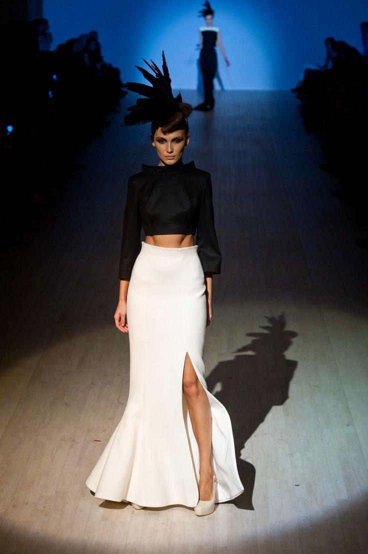 La Mania Autumn/Winter 2012/13 Fashion Show during Ukrainian Fashion Week