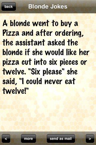funny blonde jokes - Google Search | Laugh Out Loud | Pinterest ...
