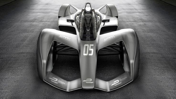Formula E's Next Car Looks Insane