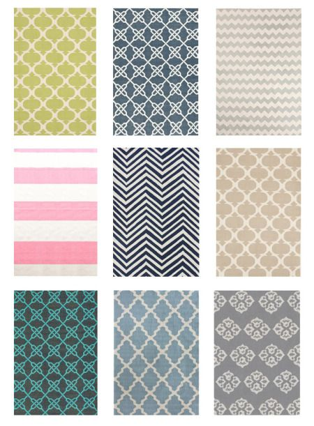 Inexpensive Rug Collage- to print?