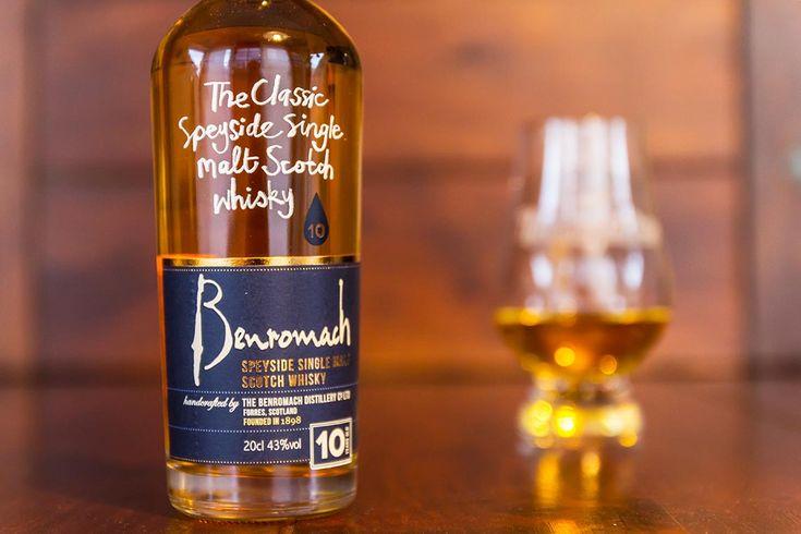 Whiskytasting: Benromach 10