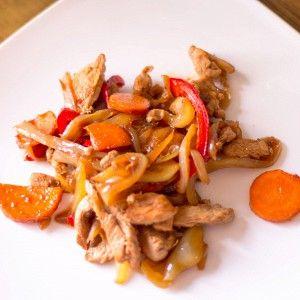 Курица по-китайски с овощами рецепт – основные блюда. «Афиша-Еда»