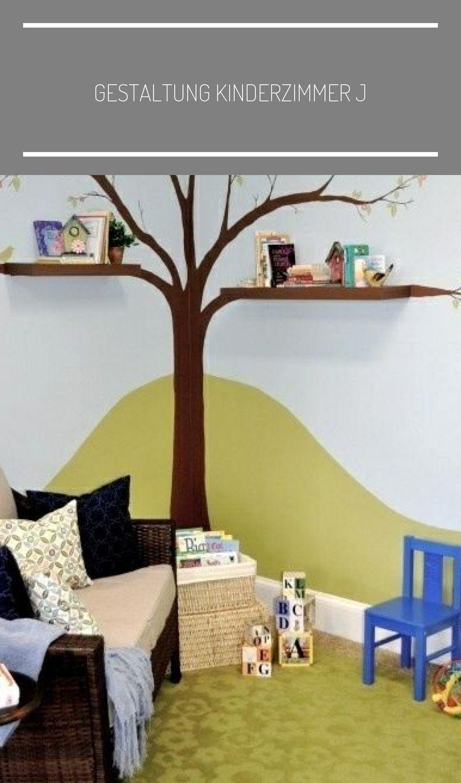 Gestaltung Kinderzimmer J in 2020 Baum kinderzimmer
