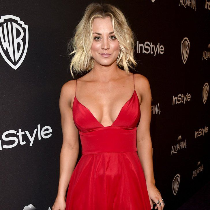Kaley Cuoco Is Taking a Major Pay Cut So Her Female Costars Can Get a Raise