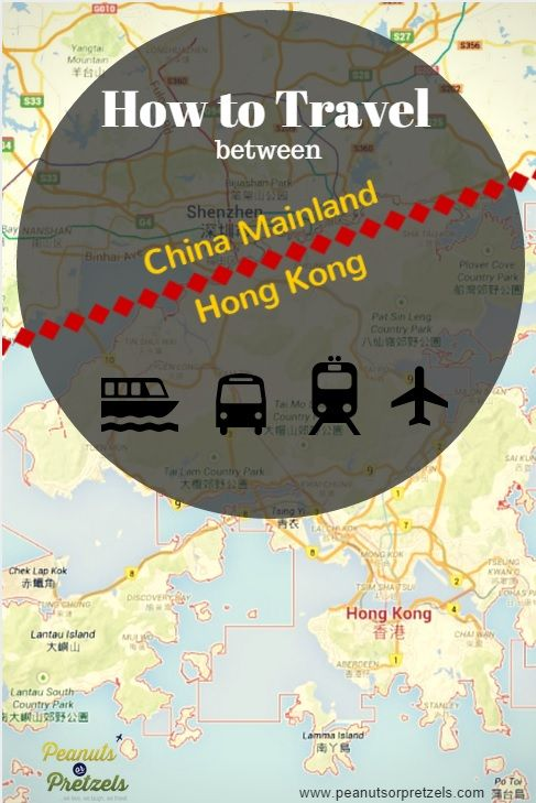 How to Travel Between Hong Kong and Mainland China