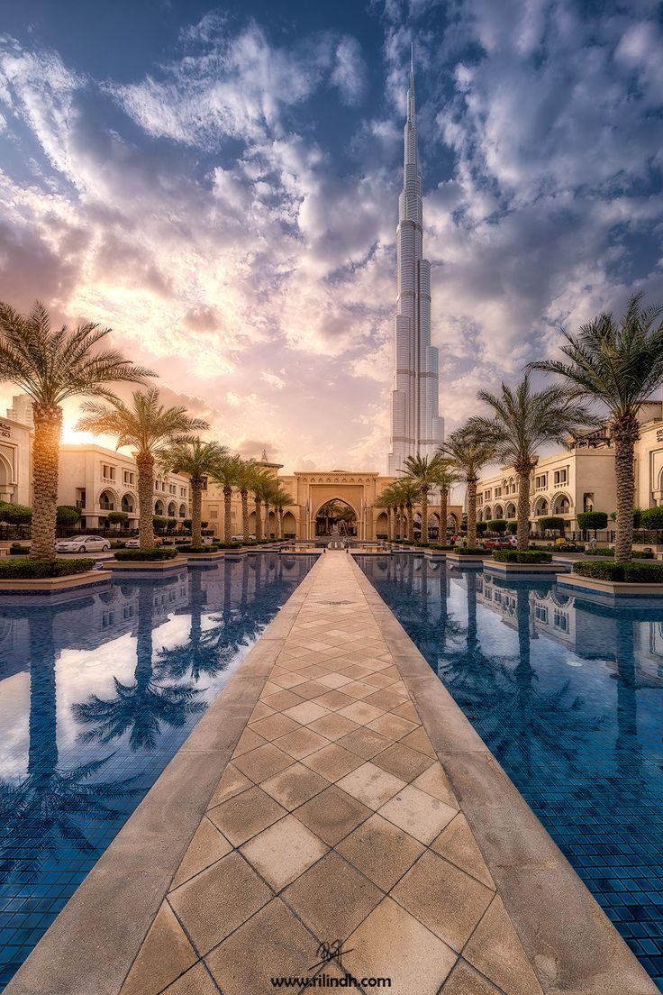 Beautiful Cityscape - Dubai