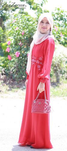 Sweet-looking Abaya