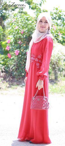 Sweet-looking Abaya