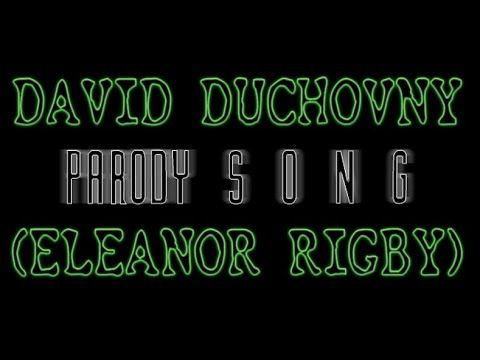 X FILES - A David Duchovny PARODY SONG