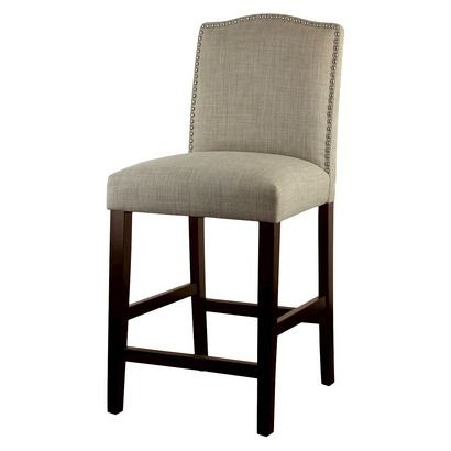 Threshold Camelot Nailhead Barstool Furniture Bar