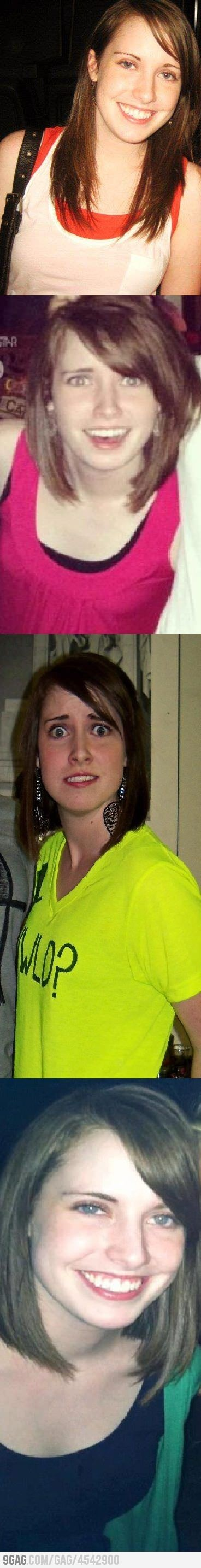 Laina Walker a.k.a overly attached girlfriend | Overly ...