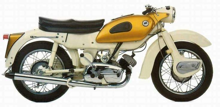 Arrow Super Sport 250, 1961
