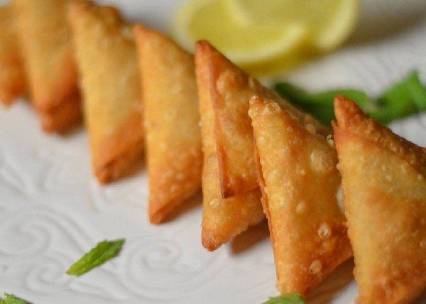 طريقة عمل عجينة السمبوسة المقلية طريقة Recipe Samosa Recipes Samosa Recipe