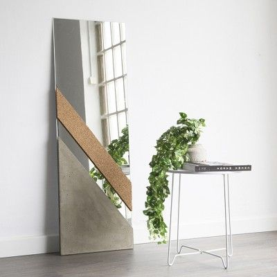 XL Concrete + Cork by Mixim Design