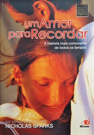 """""""Esta é a minha história - e prometo contar tudo. No início você vai sorrir e, depois, chorar - não diga que não avisei"""" Landon Carter, um Amor para Recordar. 17/11/2012 - 25/11/2012 ♥"""