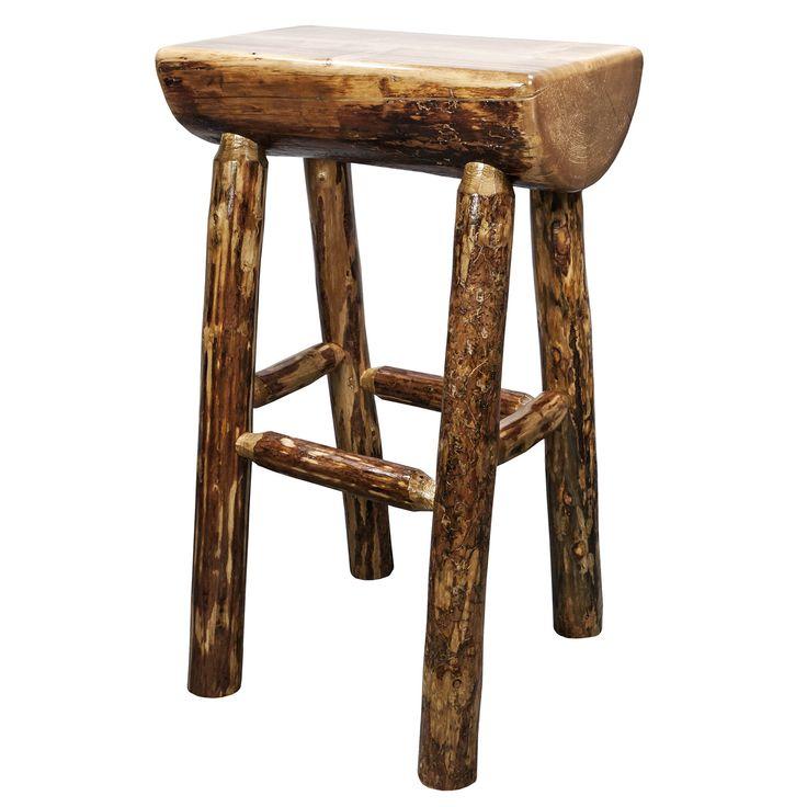Best 25 Log Bar Stools Ideas On Pinterest Rustic Log