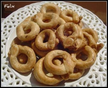 I Taralli Pugliesi di Annina | Un cuore di farina senza glutine