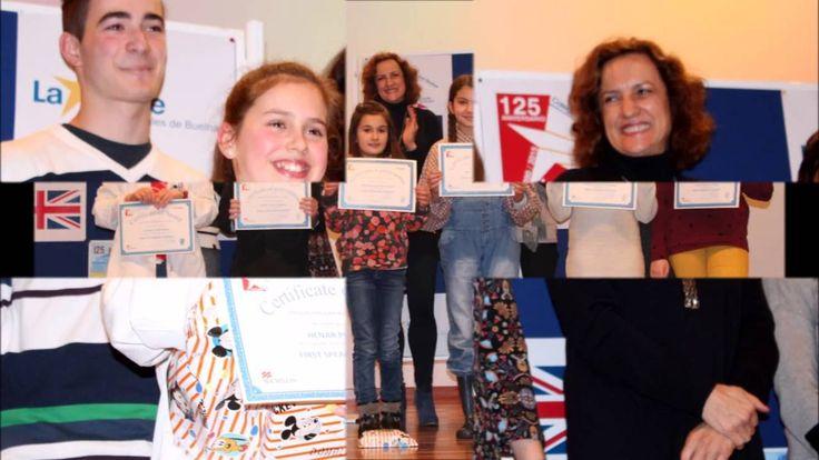 2016 Concurso Oratoria #lasallecorrales125