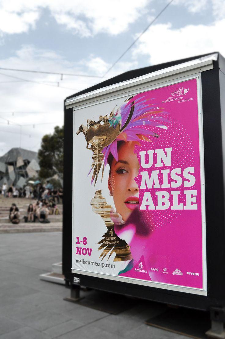 2014 Melbourne Cup Carnival - Alexsia Heller Portfolio - The Loop
