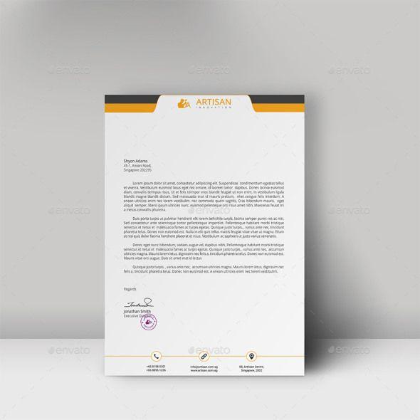 25+ trending Free letterhead templates ideas on Pinterest Free - professional letterhead