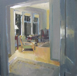 Carole Rabe ~ Living Room Night