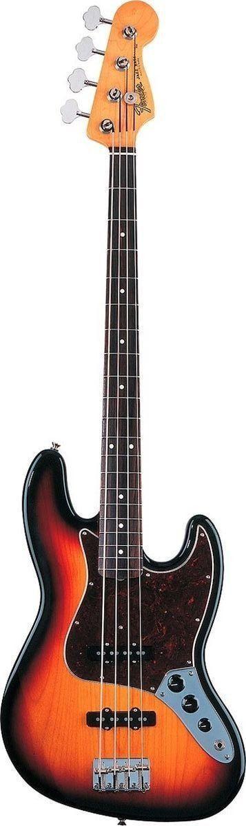 Fender '60s Jazz Bass Guitar #bassguitar