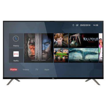 Téléviseur LED Ultra HD 4K 101 cm TCL U40S6906 - Efficacité énergétique:A;Garantie:GAR 2 ANS PCS, M OEUV et DPLCT;Largeur:91.7 cm;Taille d'écran:101 cm;Poids:8.6 kg;Prise casque:Oui;Tuner:TNT HD;Consommation électrique en marche:62 Wh;Résolution d'image:3840 px;Son:20 W;Nombre de peritel(s):1 .;Hauteur avec pied:59.5 cm;Hauteur sans pied:54.4 cm;Norme support mural:100X200;Port usb:Multimédia;Prises hdmi:4 .;Profondeur avec pied:17 cm;Profondeur sans pied