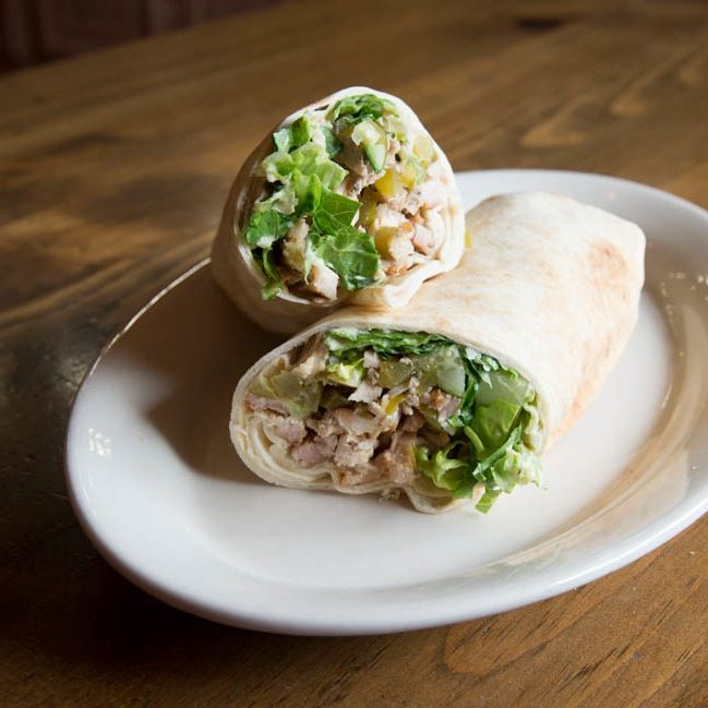 Обед в лаваше: учимся крутить полезные роллы. Изображение номер 5