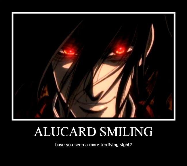 Sexy Alucard Hellsing   alucard poster by babydrifter on deviantART