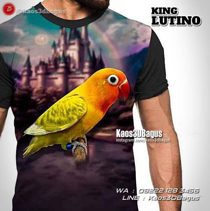 Kaos BURUNG, Kaos LOVEBIRD, Kaos3D, Kicau Mania, Lovebird Lutino, Lovebird Mania, Kaos Klub Burung, Kaos 3 Dimensi, Kaos Gambar Burung, https://instagram.com/kaos3dbagus, WA : 08222 128 3456, LINE : Kaos3DBagus