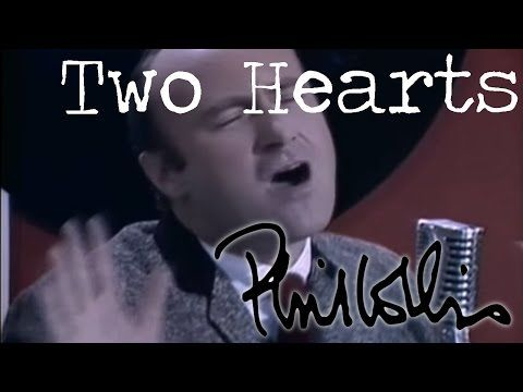 Phil Collins - Two Hearts (Official Music Video) - YouTube