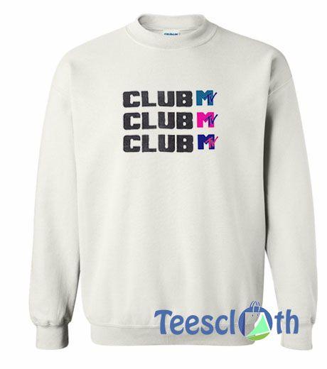 f281b8ba7cf MTV Club Sweatshirt Unisex Adult Size S to 3XL | Sweatshirt ...