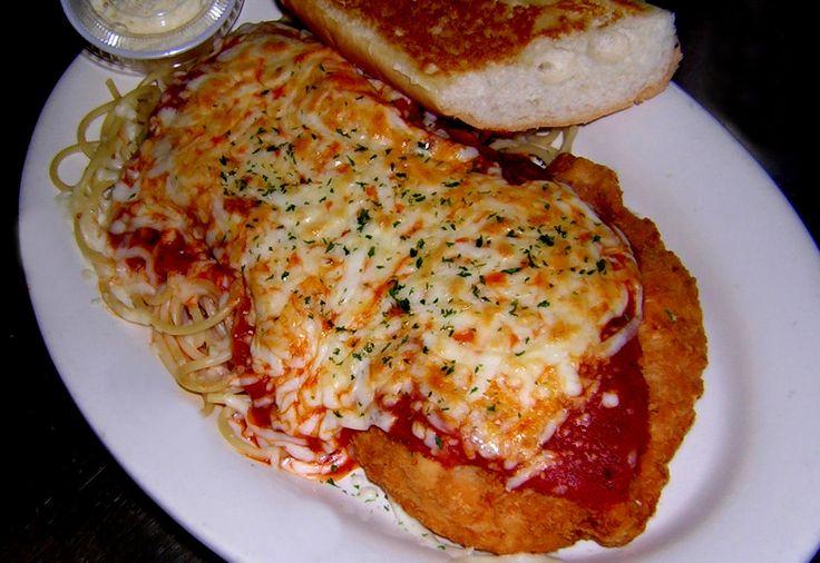 Thursday Special - Chicken Parmesan