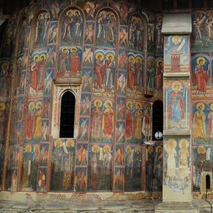 Bucovina's Painted Churches | Moldovita