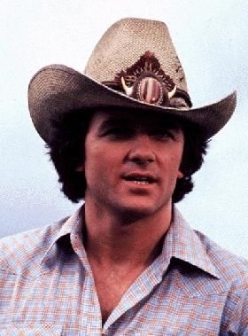 The lovable Bobby Ewing in Dallas, played by the charming Patrick Duffy.