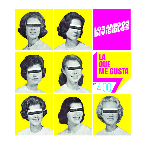 "Congratulations to Los Amigos Invisibles for their nomination for Latin Grammys ""Best Song"" with ""La Que Me Gusta"""