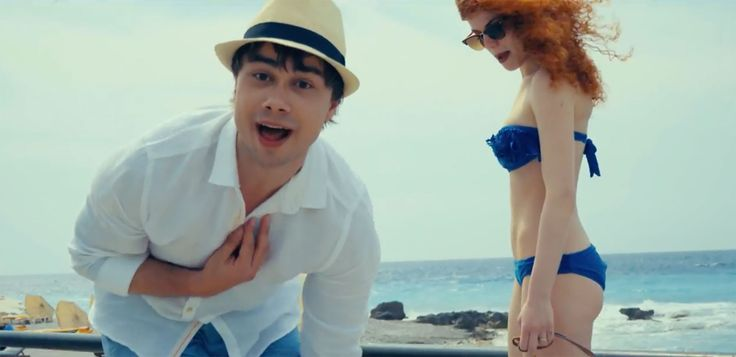 Enjoy a new cheerful song by Alexander Rybak, Eurovision Song Contest 2009 winner, with its video filmed recently on the beautiful island of Rhodes!