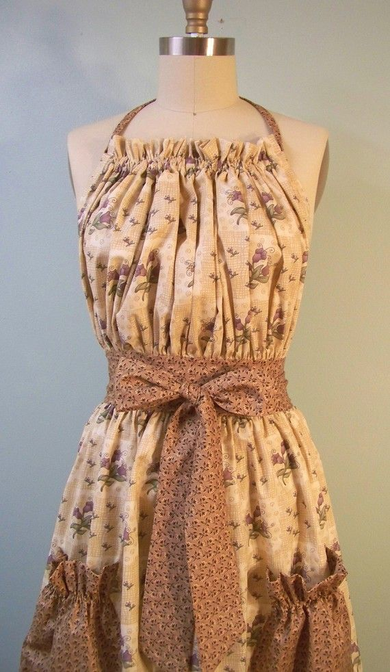 very long traditional apron - want for Thanksgiving