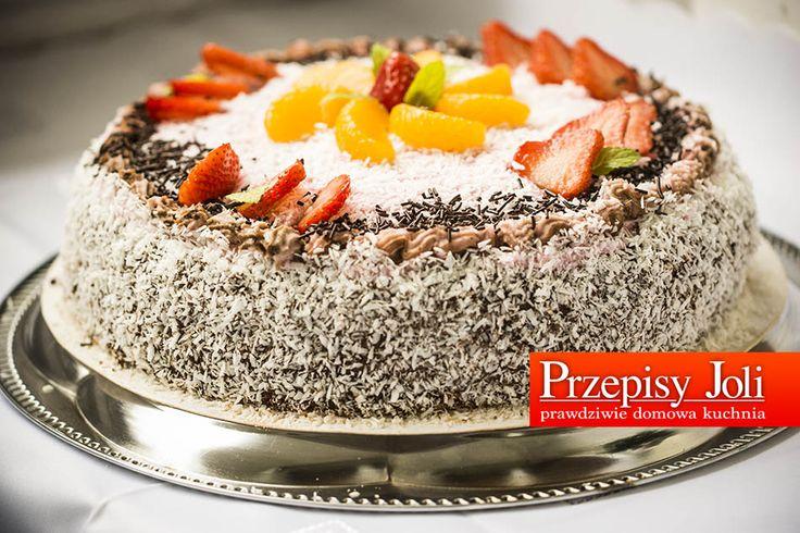 TORTY - PRZEPIS - wybrałam dla Was najlepsze przepisy na torty. Część z nich z powodzeniem można przygotować dla dzieci inne zawierająalkohol.