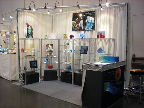 Craft Show Booth Display Ideas