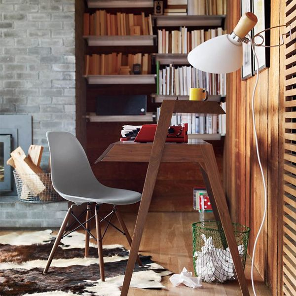 Order Your Eames Molded Plastic Side Chair Dowel Base. An Original Design  By Charles And Ray Eames, This Eames Shell Chair Is Manufactured By Herman  Miller.