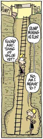 Swamp Daily Cartoon