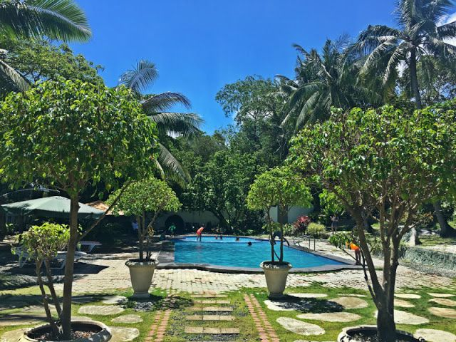 Pilapil Park Beach Resort Swimming Pool Beach Resorts Swimming Pools Resort