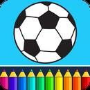 Download Fooball Kids Color Game:  Here we provide Fooball Kids Color Game V 7.6.0 for Android 4.0+ Free football coloring book for kids. If your child loves soccer games, these coloring pages will give inspiration for hours of creativity, play and learning. A game for dreaming away being a famous soccer player in the 2014 world...  #Apps #androidgame ##ColoringGames  ##Casual